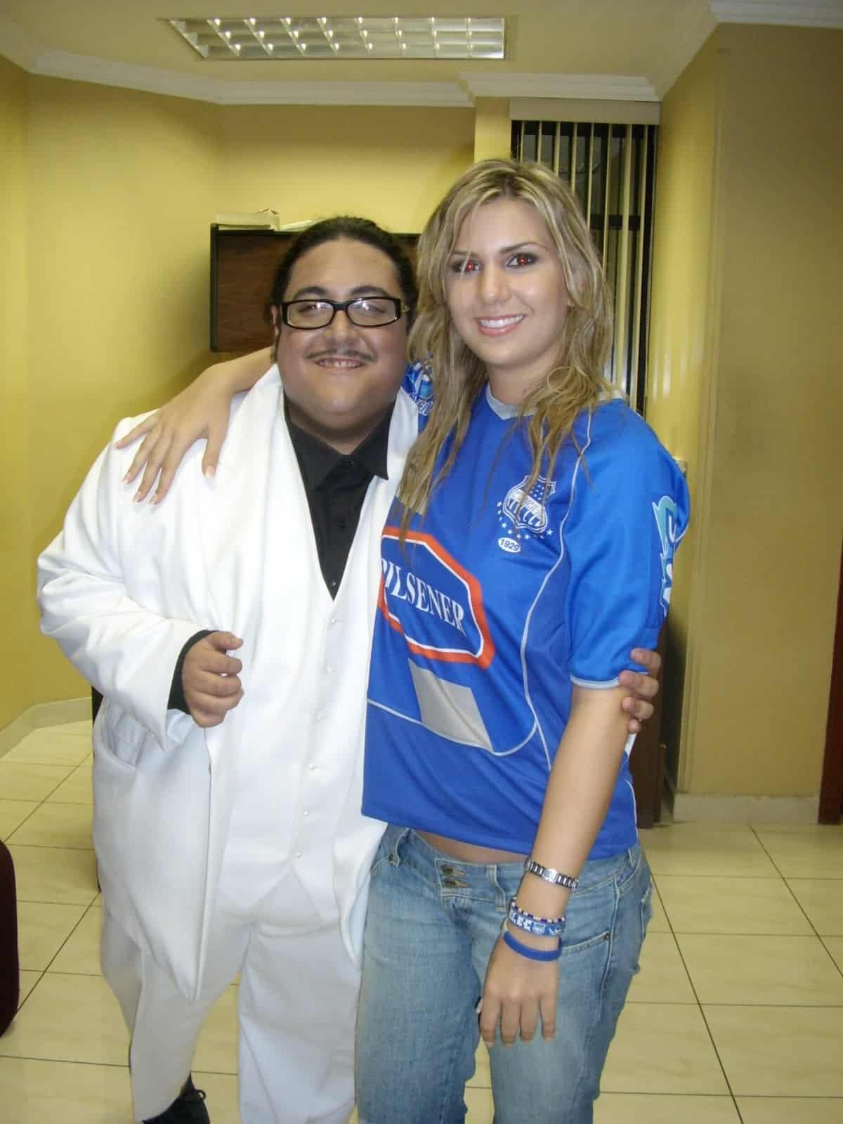 Candidata emeleXista a Reina de Guayaquil