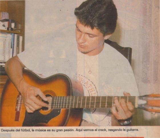 ivo ron guitarra