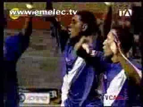 Video Clasico del Astillero gol Silvano Estacio