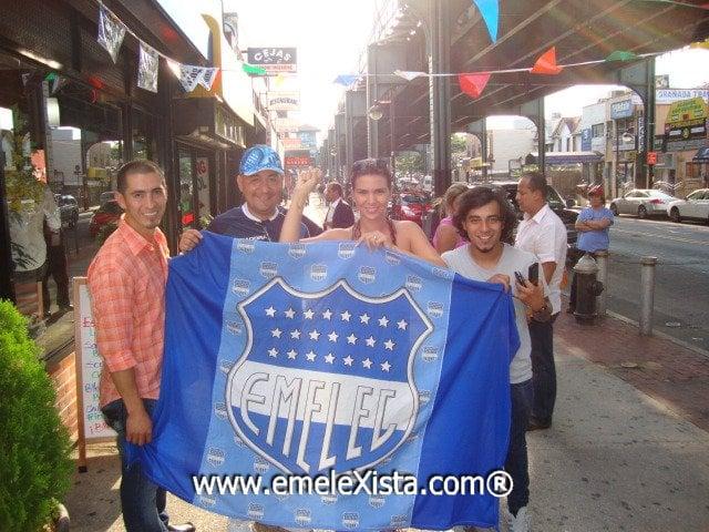 Fuerza Azul 79 Seleccionados azules en New York/New Jersey