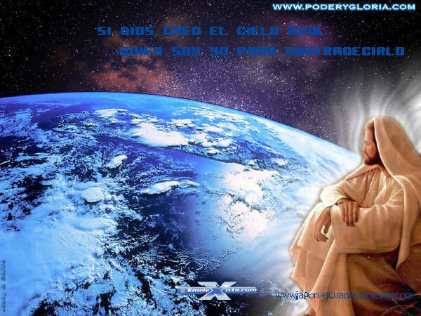 jesus blue planet