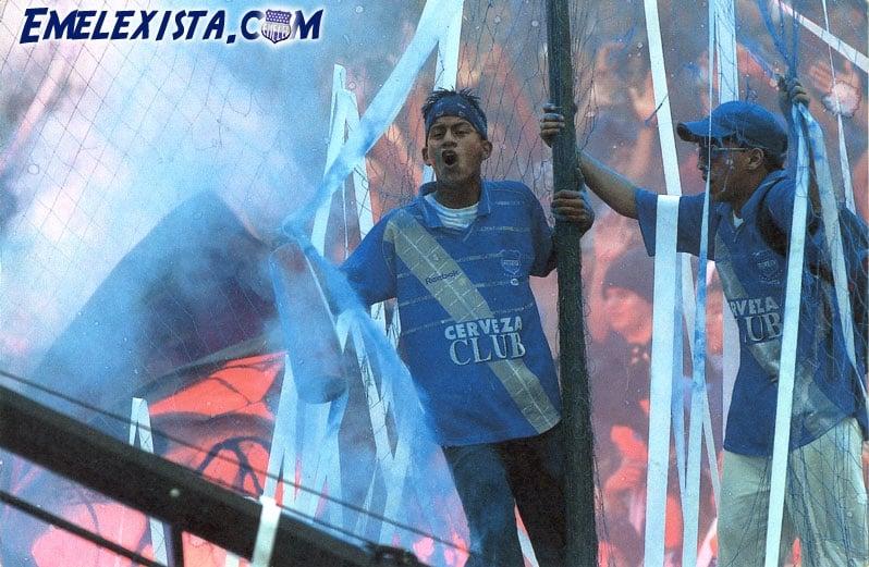 Editorial sobre  EMELEC vs. Cerro Copa Libertadores