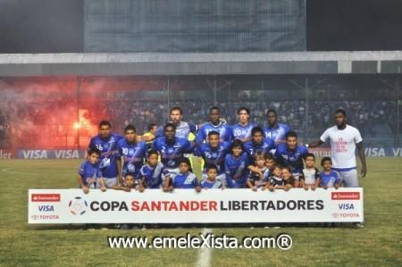 Copa Libertadores Emelec