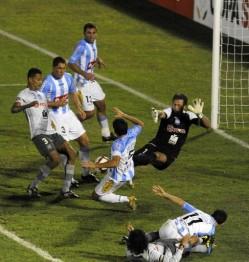 Elizaga Copa Libertadores