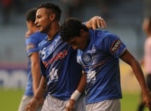 Empate contra Independiente