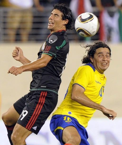 Ecuador 0 - Mexico 0