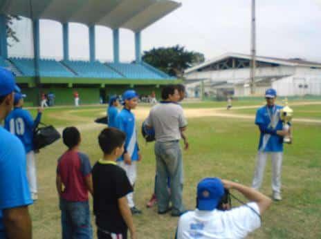 Béisbol juvenil : EMELEC venció 7-5 a Fatty