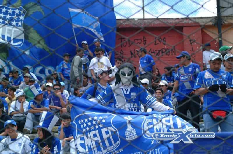 Deportivo Cuenca vs. EMELEC este miercoles en Cuenca