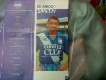 "Eduardo Smith ""Pintó su vida de azul para siempre"""