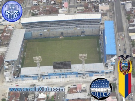 Estadio George Capwell
