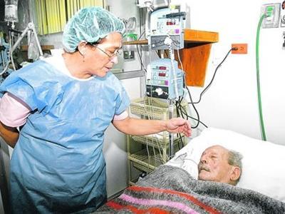 La salud de Carlos Alberto Raffo se deteriora