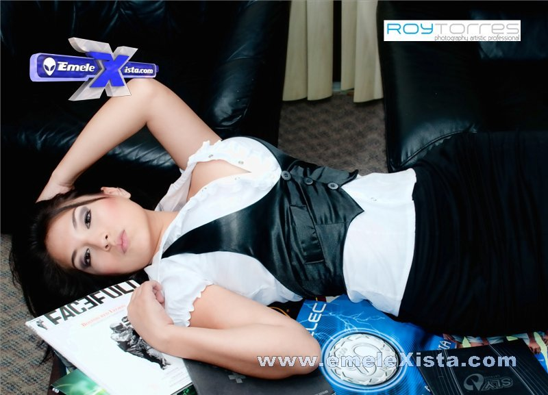 chica sexy emelec genesis 10