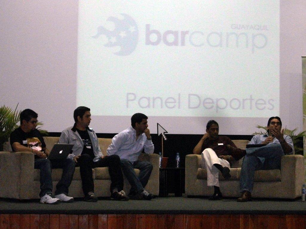Emelexista.com en el Barcamp Guayaquil