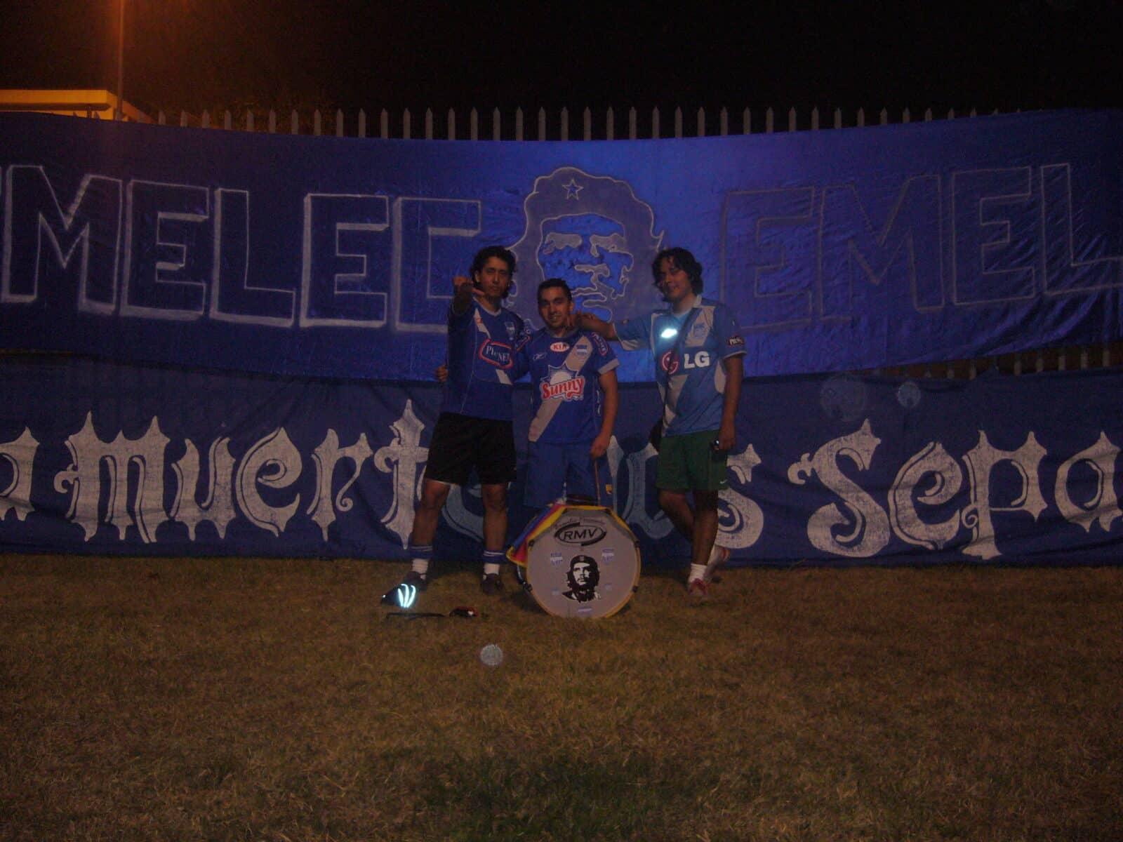 Emelec 0 vs Barcelona 0 (8 de Agosto 2010)