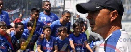 copa sudamericana : emelec  ya viajó a lima