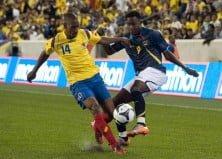Partido amistoso Ecuador vs. Polonia