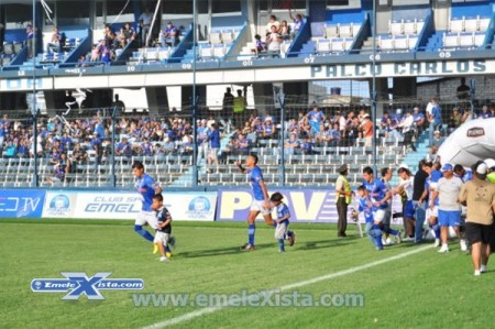 Emelec vs. Deportivo Cuenca