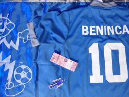 Ruben Beninca anotó el gol de el monumentalazo