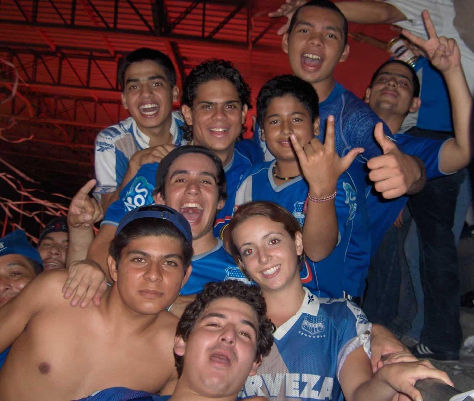 Seleccionados azules vuelven para la Copa Sudamericana