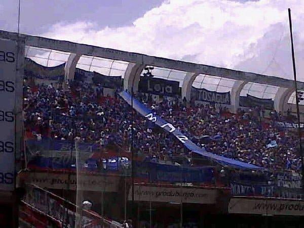 Liga de Quito 0 - EMELEC 1 (3 oct 2010)