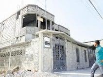 Polo Wila administra bien el dinero construyendo su casa