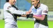 Leandro Torres y Joao Rojas