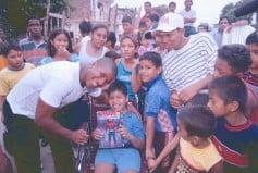 """Fundación """"La Noble Causa de Oti"""" contra el racismo y la pobreza"""