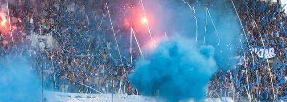 Precios de entradas para la Explosion Azul (21 de Enero 2011)