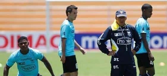sudamericano sub-20 : partido ecuador vs. argentina