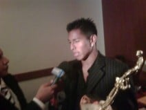 David Quiroz fue convocado a la seleccion