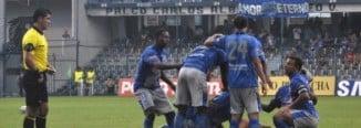Fotos Emelec  3 vs Liga de Loja 2 por Xavier Romero