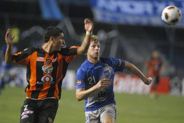 Copa Libertadores : Emelec 1 - Jaguares 0 (16 marzo 2011) 2