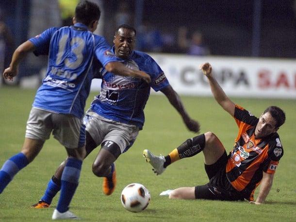 Copa Libertadores : Emelec 1 - Jaguares 0 (16 marzo 2011) 3