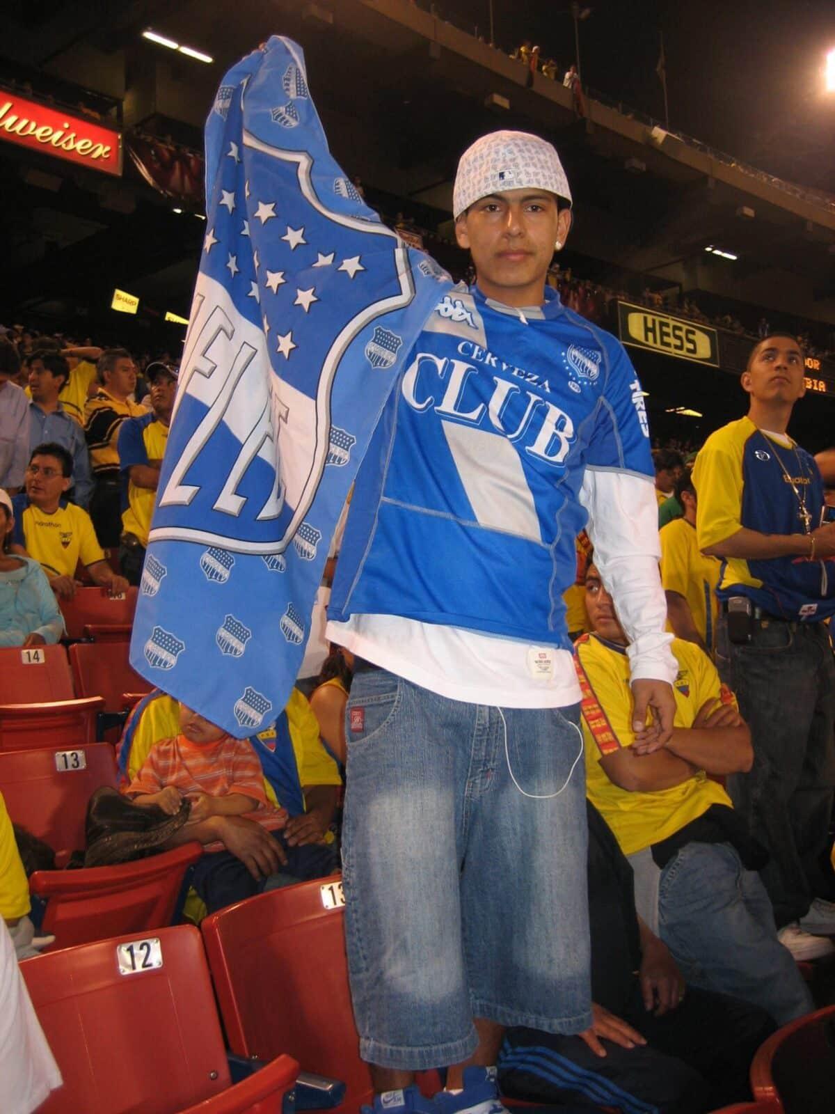 Primer partido ecuatoriano en calidad HD
