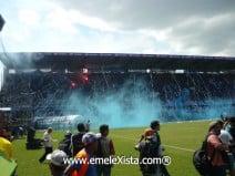 """Omar Asad """"Este equipo no es el EMELEC del 2011"""""""