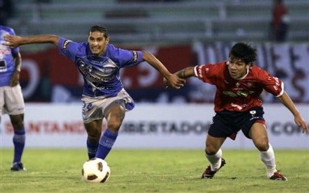 Copa Libertadores : Wilsterman 0x0 Emelec (7 de Abril 2011) 1