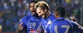 Independiente-JT 0 vs 3 Emelec  (15 Abril 2011)