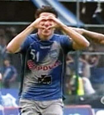 emelec 1 vs 0 liga de quito (1 de mayo 2011)
