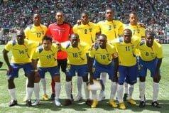 Partido Ecuador vs. Canadá con el mismo once que empató ante México
