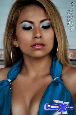 Vicky Romero sexy emelec