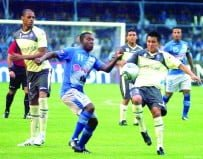 Emelec vs Imbabura será la primera fecha de la Segunda Etapa 2011