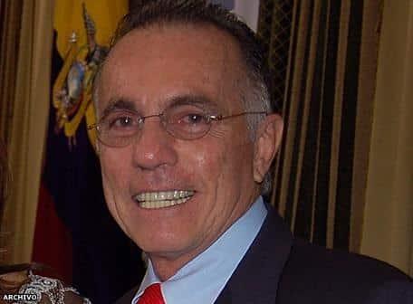 Paz en la tumba de Eduardo Alcívar Andretta