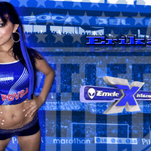 emelec 1 vs 1 barcelona (14 de agosto 2011) clásico del astillero