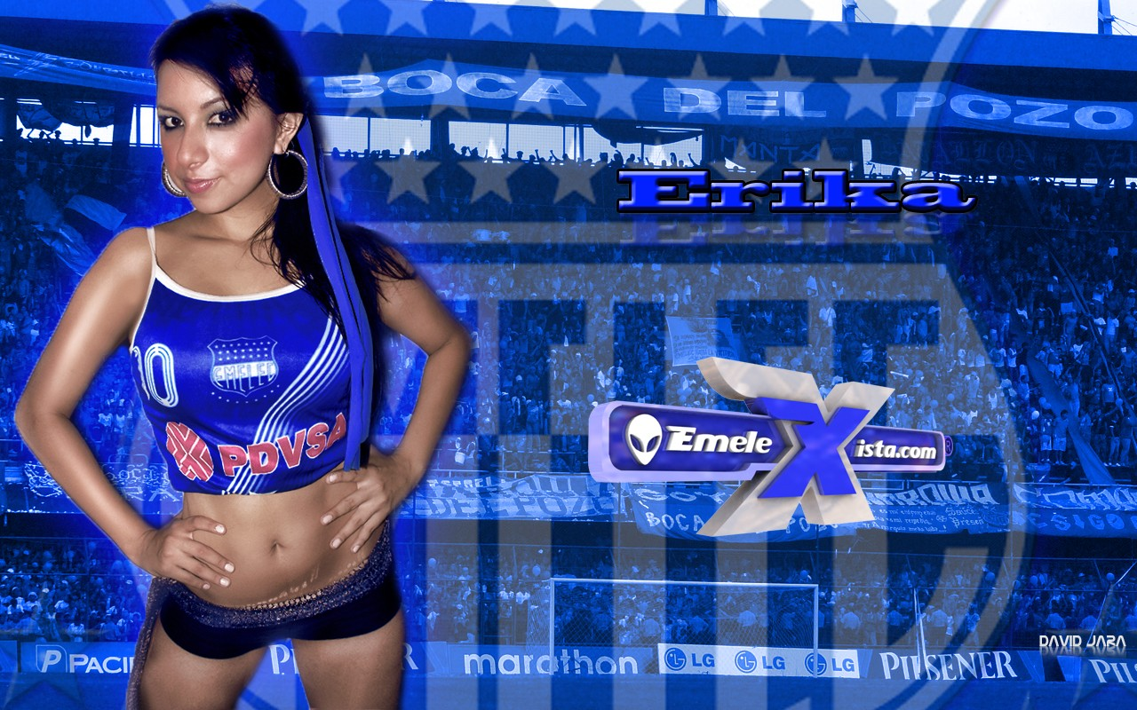chica sexy emelec emelexista capwell