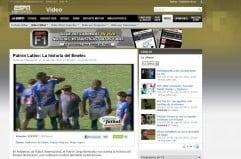 """Emelec reconocido en ESPN """"un modelo de Fútbol Sudamericano"""""""