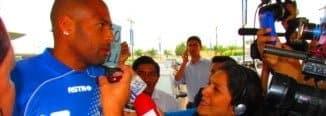 José María Franco : Fotos de su llegada para Emelec
