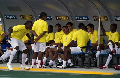 Mundial Sub20 en Colombia : Ecuador vs. Costa Rica