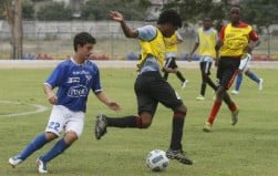 Selección Sub-15 busca definir el equipo para sudamericano