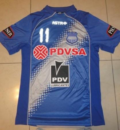 Camiseta Emelec 2011 jersey uniforme