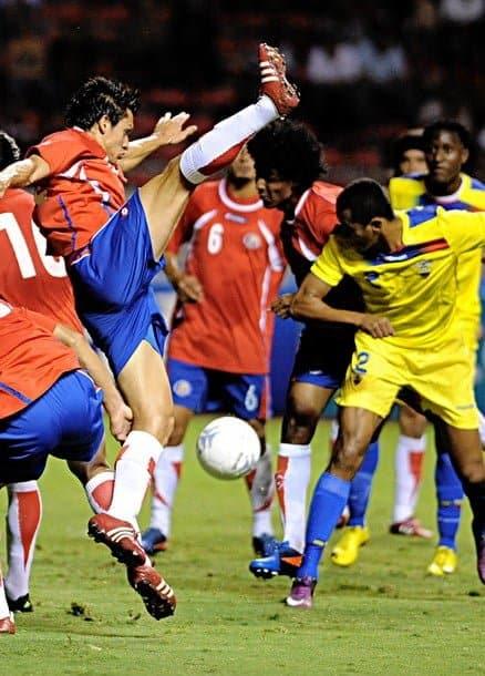 partido amistoso ecuador vs. costa rica (6 septiembre 2011)